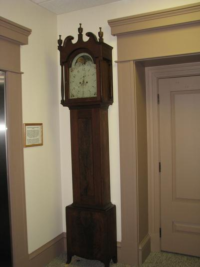 pack clock
