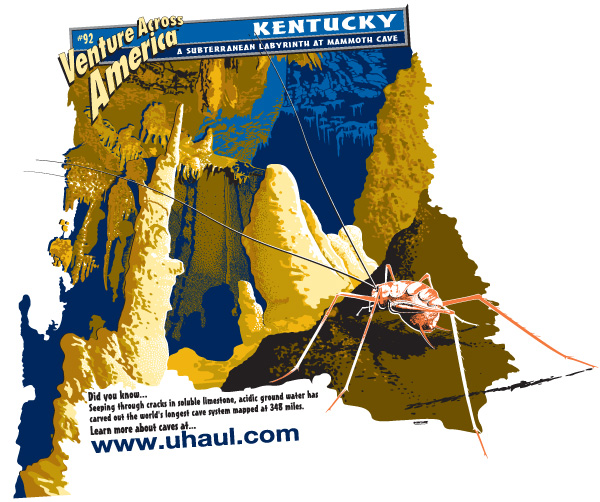 learn about Kentucky U-Haul SuperGraphic