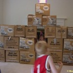 5 More Fun Ways to Reuse Moving Boxes