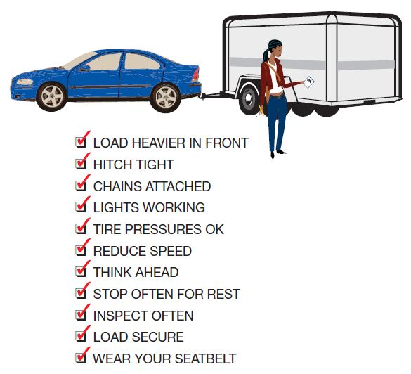 trailer driving tips