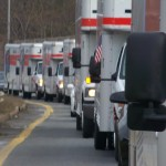 Insider's Scoop: Moving Truck Convoy for Superstorm Sandy Relief