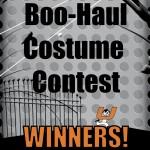 Winners: Boo-Haul Halloween Costume Contest