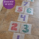DIY Bubble Wrap Games