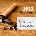 Resolutions Made Easier: Home Improvement