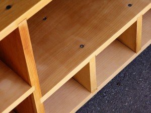 shelves for small apartment