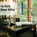 How to Pack: The Home Office