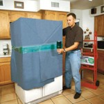 How to pack the fridge