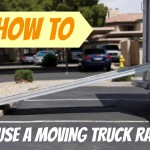 How To Use a Moving Truck Ramp