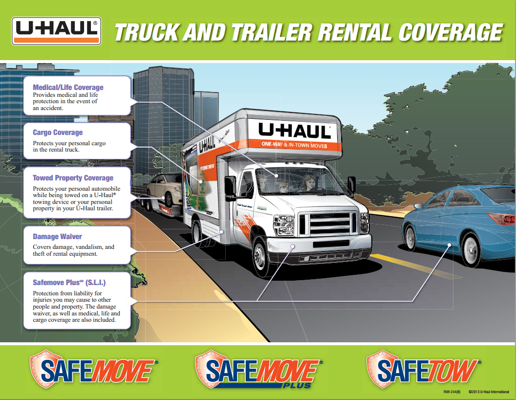 Moving Truck Coverage
