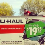 5 Things NOT to do While Driving a Moving Truck