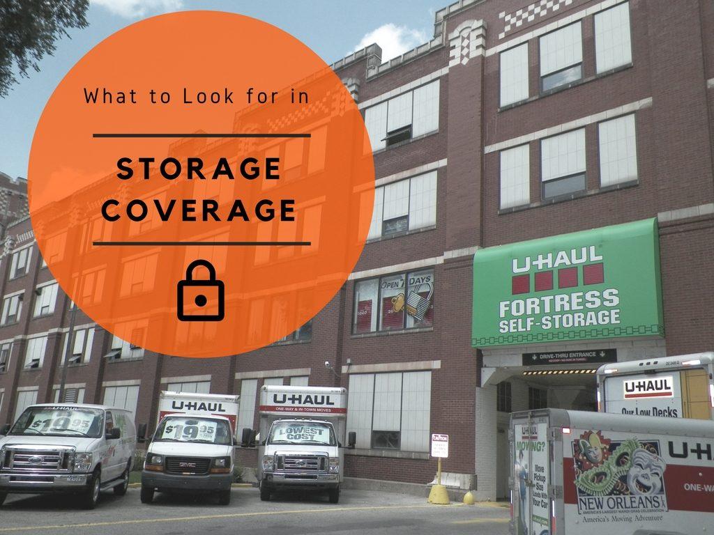 Storage Coverage