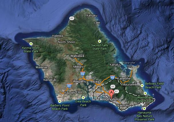 Moving to Oahu