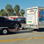 How to Drive a Moving Truck with an Auto Transport