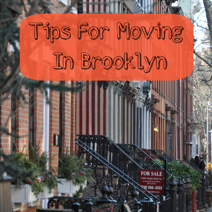 Tips for Moving in Brooklyn