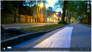Bubble Wrap Boulevard by You Had Me At Balloon on Vimeo.