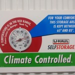 Heated or Climate Controlled storage units are great for winter storage