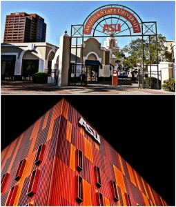 ASU Downtown Phoenix Campus Buildings