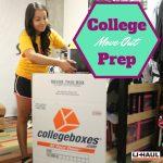 College Move Out Prep