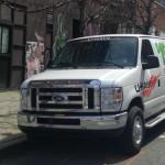 Moving to Queens Cargo Van