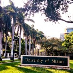 Moving to the University of Miami