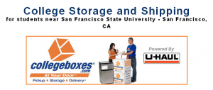San Francisco State University Collegeboxes