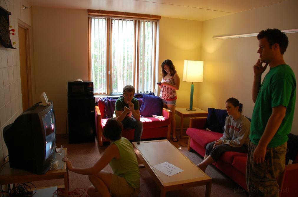 College Suite Mates