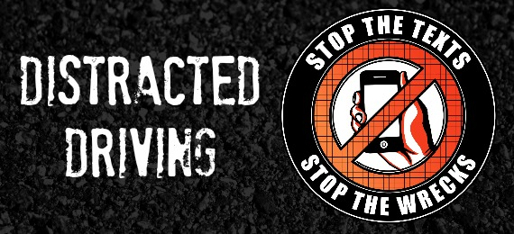 Distracted Driving Stop the Texts