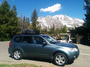 Camping Cargo Carrier
