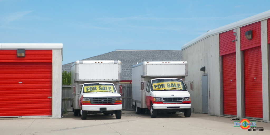 purchasing a moving truck