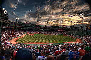 moving to Boston University- Fenway Park