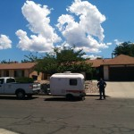 #uhaulroadtrip Day 5: New Mexico and Arizona