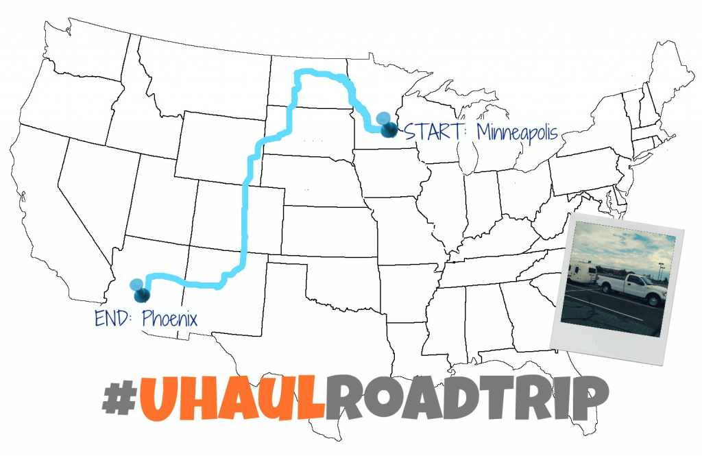 U-Haul Road Trip