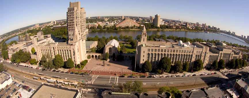 Moving to Boston University