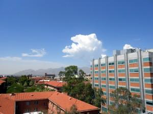 Moving to the University of Arizona