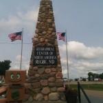 #uhaulroadtrip Day 2: North Dakota