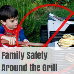 Family Safety Around the Grill