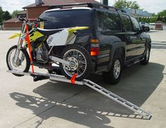 Options for Transporting a Motorcycle 3