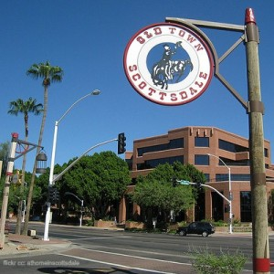 Old Town Moving to Scottsdale