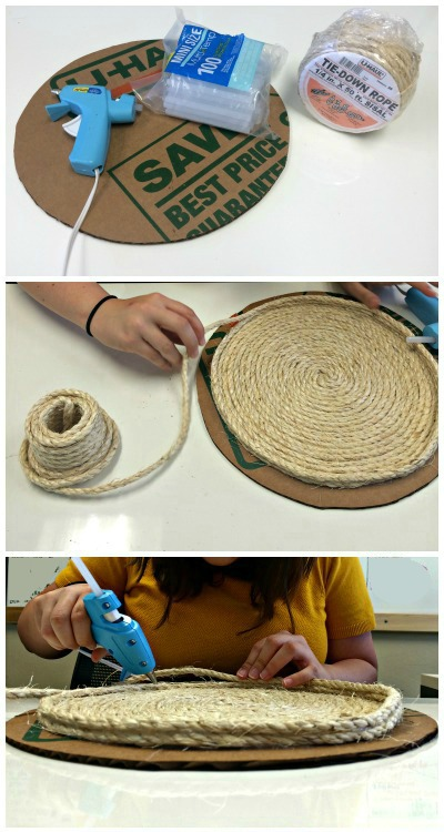 DIY Crafts Made With Rope
