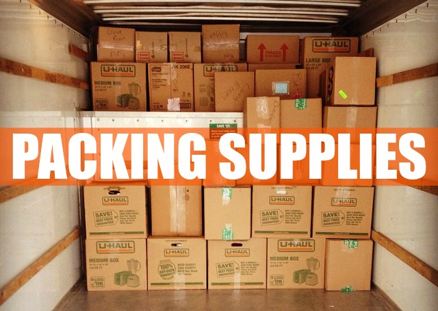 How To Choose The Right Packing Supplies