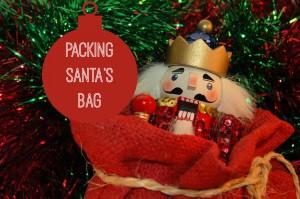 Packing Santa's Bag for Christmas