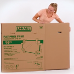 Packing with a Flat Panel TV Kit [VIDEO]