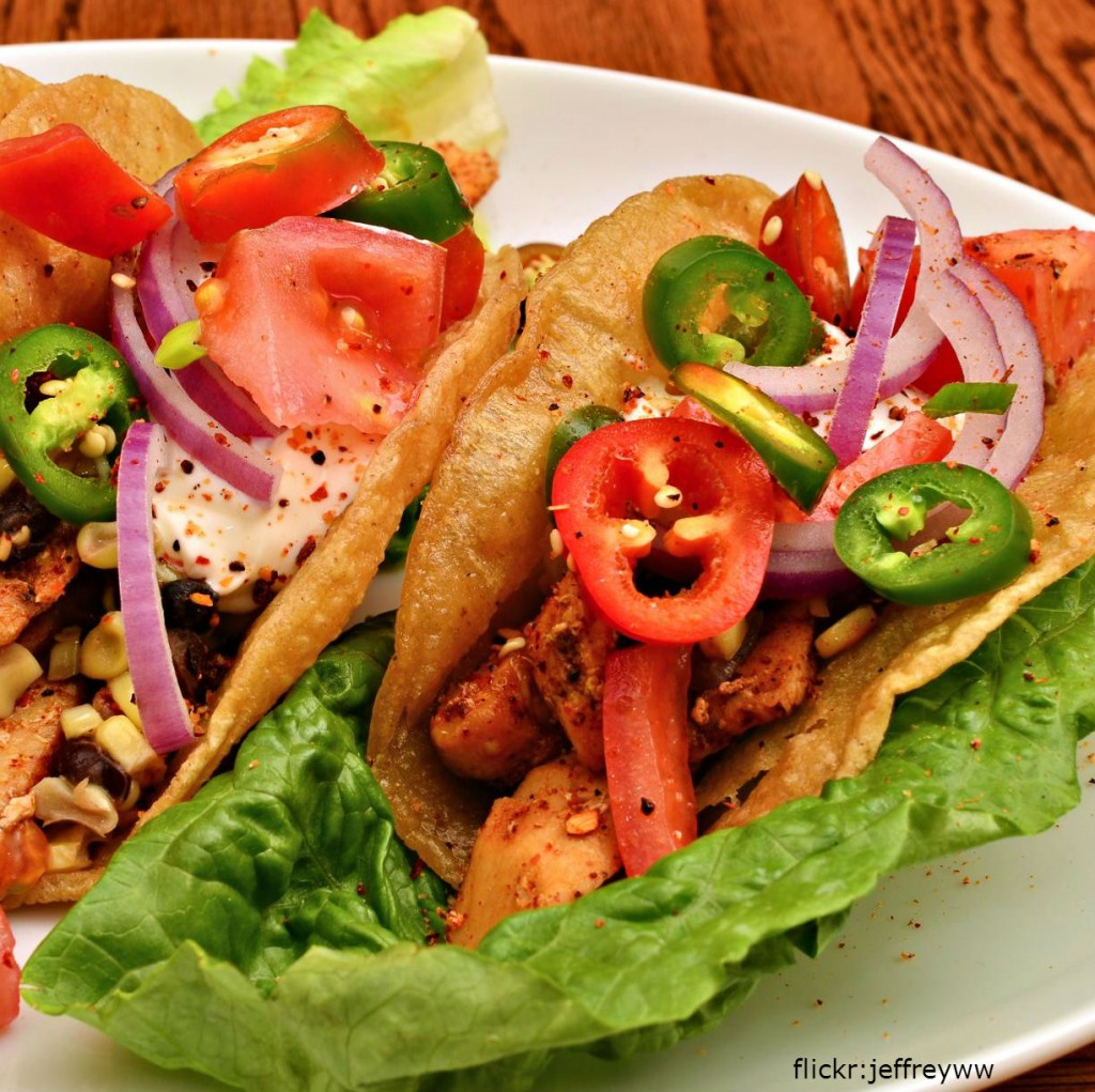 Food in the Southwest - Tacos