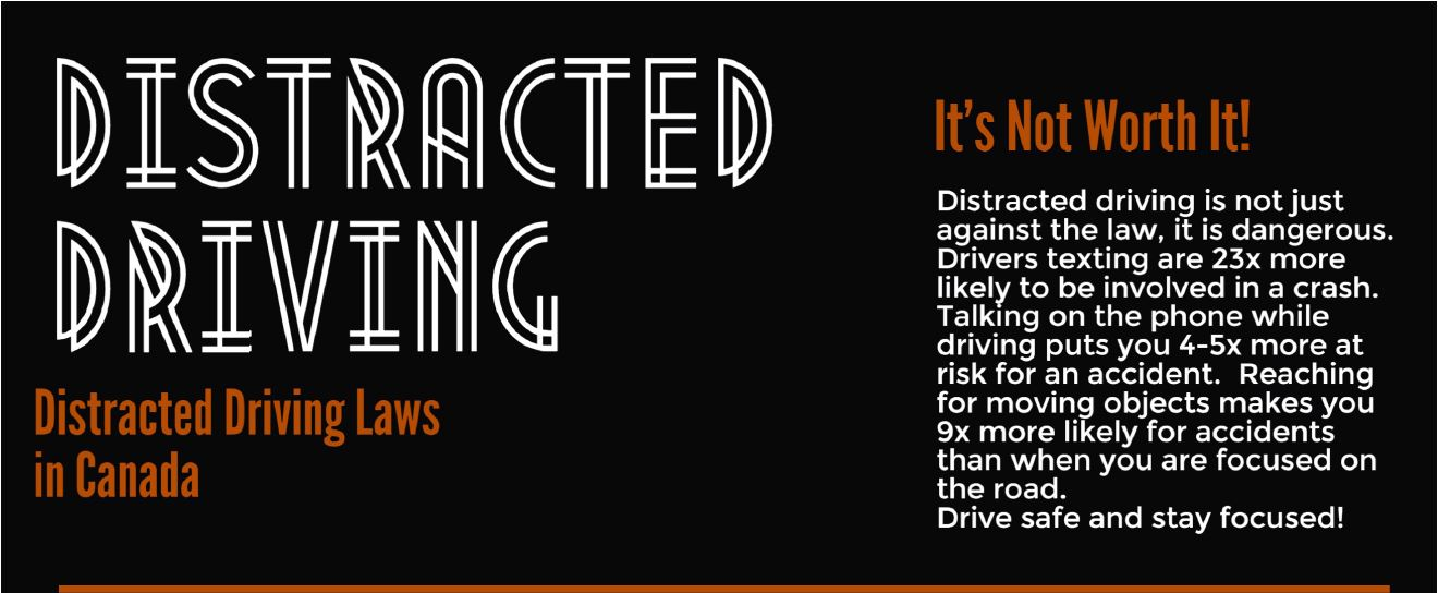 Canadian Distracted Driving