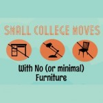 College Moving Tips: Small Moves with No Furniture