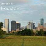 Storage in Houston
