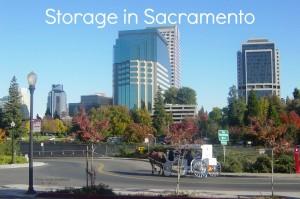Storage in Sacramento, CA