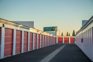 Drive Up Storage Sacramento California