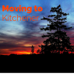 Moving to Kitchener