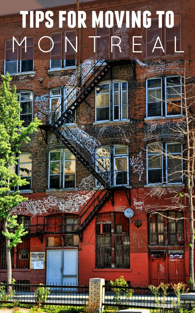TIPS FOR MOVING TO MONTREAL